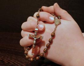 Pregare il rosario